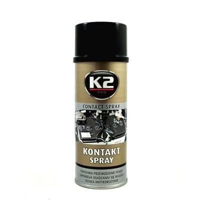 Spray contacte electrice KONTAKT SPRAY  400ml K2