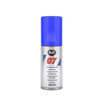 Spray degripant si lubrifiant 007 50ml K2