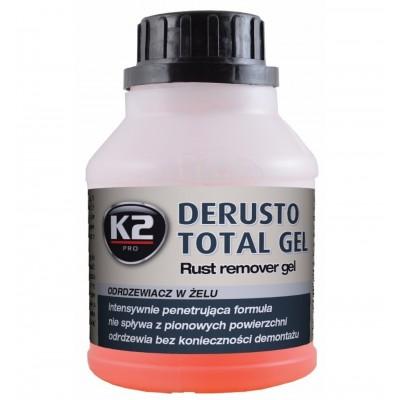 Deruginol gel DERUSTO TOTAL GEL K2 250ml