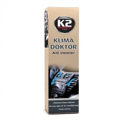 Spray curatat si dezinfectat aer conditionat KLIMA DOCTOR K2 500ml
