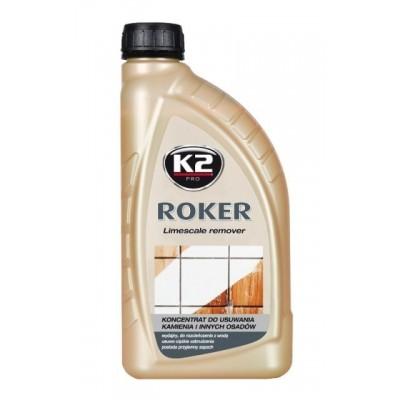 Detartrant concentrat fara acid fluorhidric ROKER 1Kg K2
