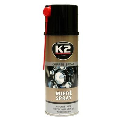 Spray cupru COPPER SPRAY K2 400ml