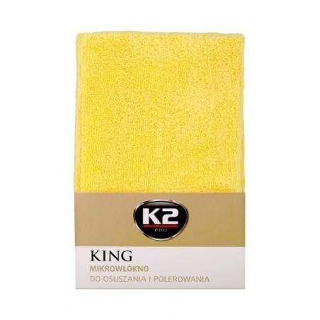 Laveta microfibra pentru lustruit KING K2 1buc