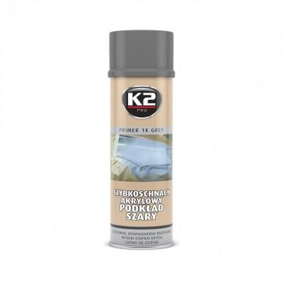 PRIMER 1K GREY - Spray grund gri PRIMER 1K gri 500 ml K2