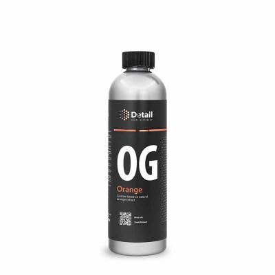 Solutie curatat guma ceara lipici OG - Orange 500ml Grass
