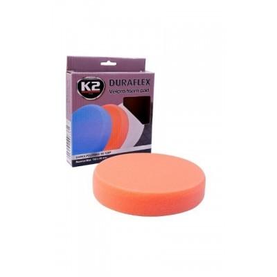 Disc velcro orange slefuire DURAFLEX VELCRO ORANGE K2