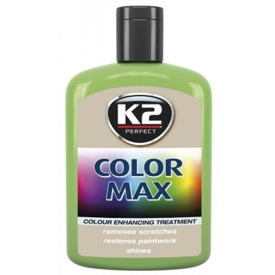 Ceara auto colorata Verde - COLOR MAX 200ml K2