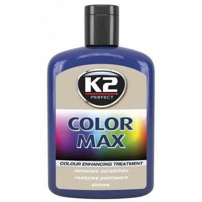 Ceara auto colorata Albastru - COLOR MAX 200ml K2