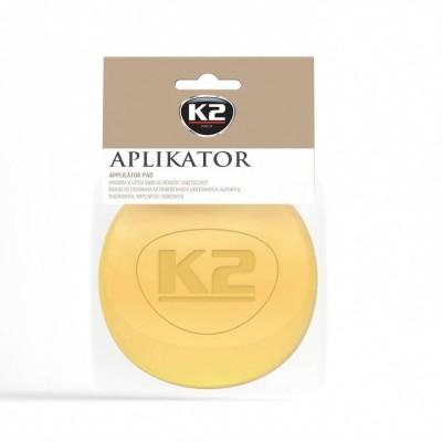 Burete aplicare si lustruire ceara K2