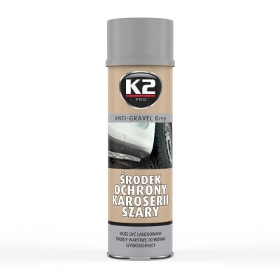 Insonorizant spray gri ANTI GRAVEL 500ml K2
