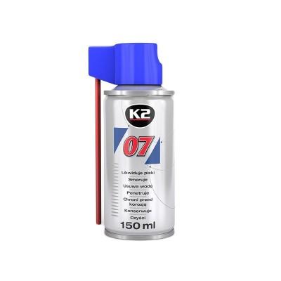 Spray degripant si lubrifiant 007  150ml K2