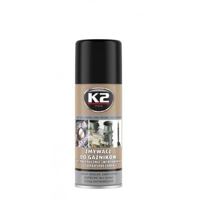 Spray curatat EGR, turbosuflante, carburatoare EGR CLEANER 400ml K2