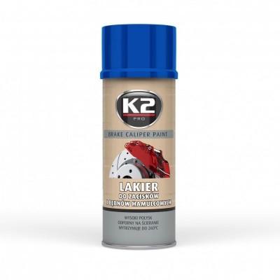 Spray vopsea etriere albastru - Caliper Paint 400ml
