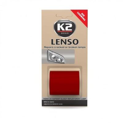 Banda reparat lampi auto rosie LENSO K2