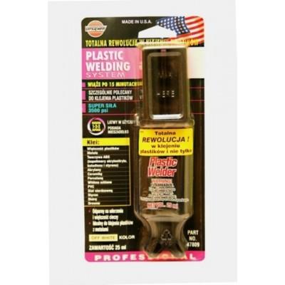Adeziv pentru plastic bicomponent PLASTIC WELDING 25ml  K2