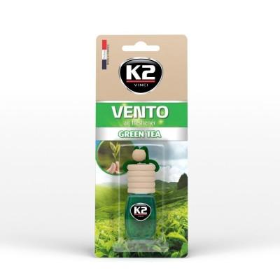 Odorizant auto VENTO Ceai verde K2 8ml