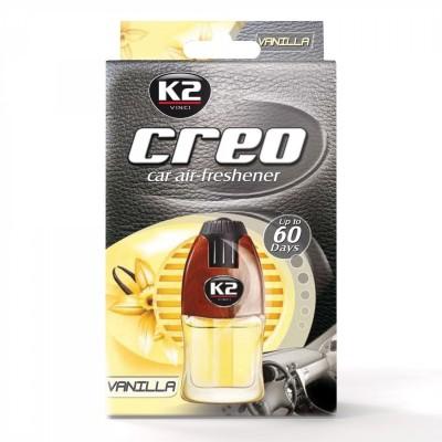 Odorizant auto CREO Vanilie K2 8ml
