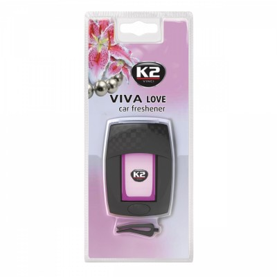 Odorizant auto VIVA Love K2 1 buc