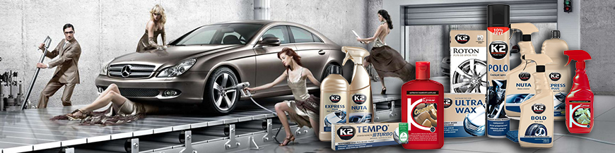 Detailing cosmetica auto